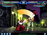 Игра King Of Fighters V 1.3