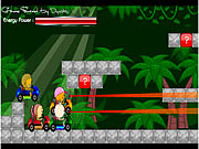 Игра Семья Бубу - шальная гонка