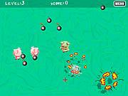 Игра Войны свиньи игра