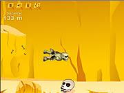 Игра Скольжение пустыни игра