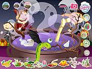 Игра Чародейки - вкусное варево