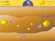 играть в игру Игра Горнорабочая золота