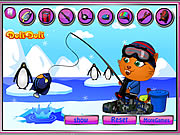 Игра Sisi Ice Fishing