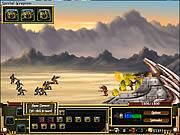 Игра Мощная армия 2