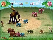Игра Khan Kluay - Война малышей игра
