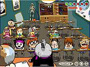 Игра Безумная Школа