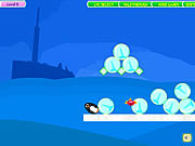 Игра Игры с пингвинами