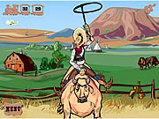 Игра Cheyenne Rodeo