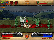 Игра Zombie Knight