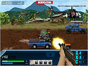 Игра Warzone 2: Атака на джипе