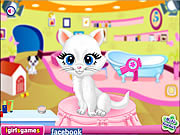 Игра Pets Beauty Salon 2