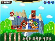играть в игру Игра Марио и его друзья
