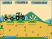 Игра Трактор Марио 2