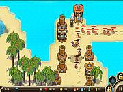 играИгра Castaway Island Tower Defense