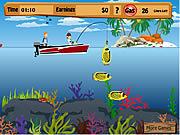 Игра Ben 10 Fishing Pro