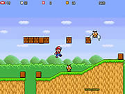 Игра Super Mario Save Peach