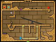 Игра Огонь и Вода 2 - в Храме Тьмы и Света