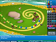 Игра Bloons Tower Defense 4 Expansion