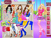 Игра Barbie at School