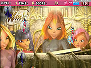 Игра Winx Club Bubbles