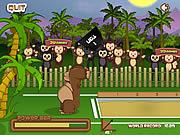 Игра Миров сильный обезьян