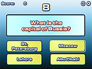 Игра World Capitals Quiz