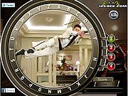 играть в игру Игра 21 Уличный прыжок   Найти цифры