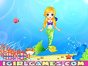 Игра Pretty Little Mermaid Princess