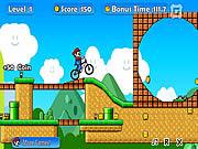 Игра Марио BMX 2