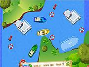 Игра Парковка лодок
