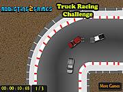 Игра Проблемы Truck Racing