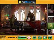 Игра Найти предметы - сержант-король