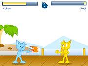 Игра Kucing Fighter