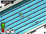 Игра Swimming Race