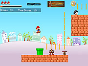 Игра Mario Great Adventures 3