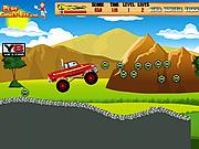 Игра Бен 10 - грузовики игра