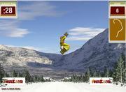 играИгра Сноуборд 5 треков