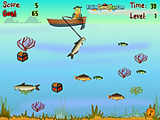 Игра Lucky Fisherman