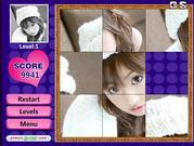 Игра Beauty Yuko Puzzle