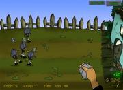 играть в игру Игра Зомби игра