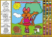 Игра Coloring Book Kids