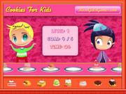 Игра Кулинария для детей