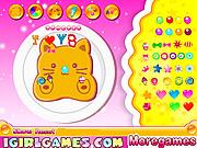 Игра Приготовление печенья в виде животных