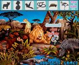 Игра Forest Animals Hidden Object