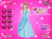 Игра Beauty Princess Dressup