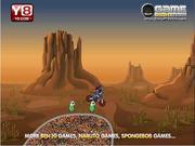 Игра Трансформеры в мертвой пустыне