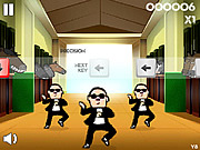 Игра Gangnam Dance Training