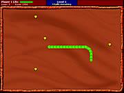Игра Радиоактивные змейки