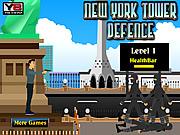 Игра Защита башни в Нью-Йорке игра