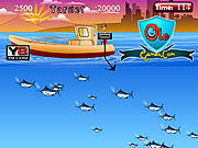Игра Sleeping Fish Hunt
